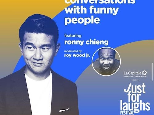 Just For Laughs Presents Conversations with Funny People with Ronny Chieng and Roy Wood, Jr.