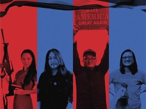 Watch: America Reframed Series Presents World TV Broadcast Premiere of Yi Chen's Documentary FIRST VOTE