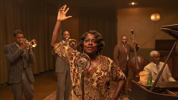 Watch: Chadwick Boseman, Viola Davis, Colman Domingo, Michael Potts, and Glynn Turman in August Wilson's MA RAINEY'S BLACK BOTTOM