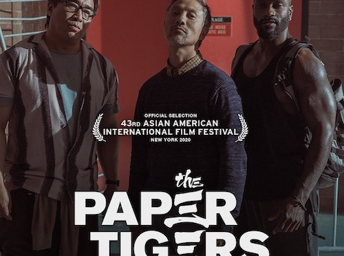 AAIFF: THE PAPER TIGERS Panel Discussion Featuring Director Bao Tran, Cast Members Alain Uy, Ron Yuan, Matthew Page and Production Designer Wing Lee on Oct. 11; Upcoming Screenings at BIFF, BAAFF, SDAFF, PAAFF