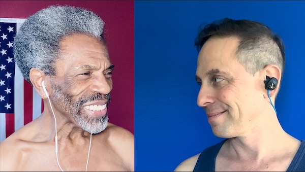 Video: Yin & Yang aka André De Shields and Garth Kravits, Perform 'A Change is Gonna Come'