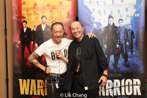 "Photos: Seasons 1 and 2 of ""Warrior"" Are Now Streaming on HBO MAX; UASE Interview with Cast Members Perry Yung and Henry Yuk"