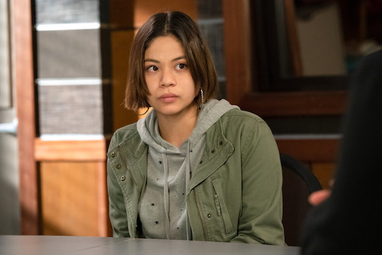 HADESTOWN and YELLOW ROSE Star Eva Noblezada Guest Stars on LAW & ORDER: SVU: 'Turn Me On, Take Me Private'