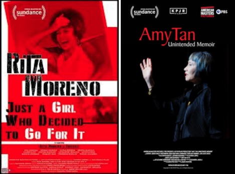 The WNET Group's American Masters Pictures Brings Documentaries on Rita Moreno, Amy Tan, Alvin Ailey and Jamaica Heolimeleikalani Osorio to 2021 Sundance Film Festival