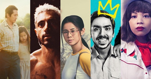 Gold Open Teams With CAPE For Inaugural Gold List To Honor Asian And Pacific Islanders In Film; MINARIWins in 7 Categories including Best Picture, Best Director, Best Actor, Best Actress, Best Supporting Actor, Best Supporting Actress and Best Original Screenplay