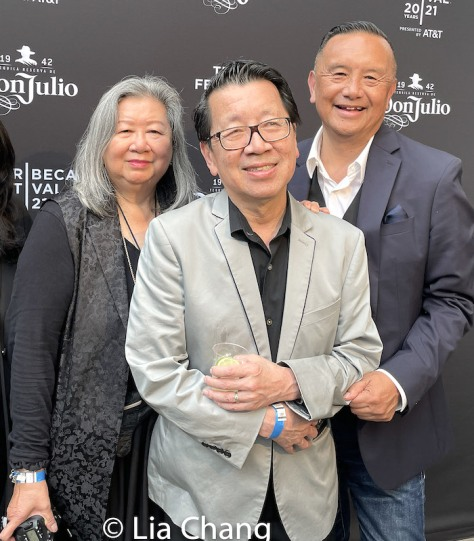 Marilynn K. Yee, Ben Fong-Torres and David Magdael.
