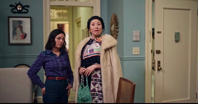 """NETFLIX'S Holiday Rom-Com Series """"DASH & LILY"""" Receives 12 Daytime Emmy Nominations including Outstanding Actress for Midori Francis, Outstanding Supporting Actress for Jodi Long, Outstanding Young Adult Series, Writing, Directing and Cinematography"""